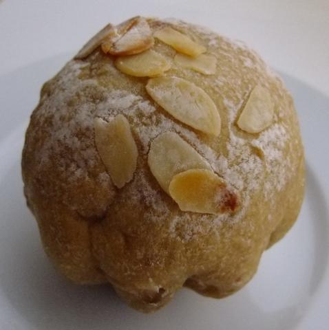 黒糖くるみパン@カフェパンダ