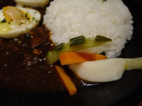 MAN EAT@神楽坂ランチ
