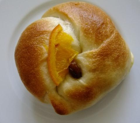 サルタナ&オレンジ(練乳クリチ入)