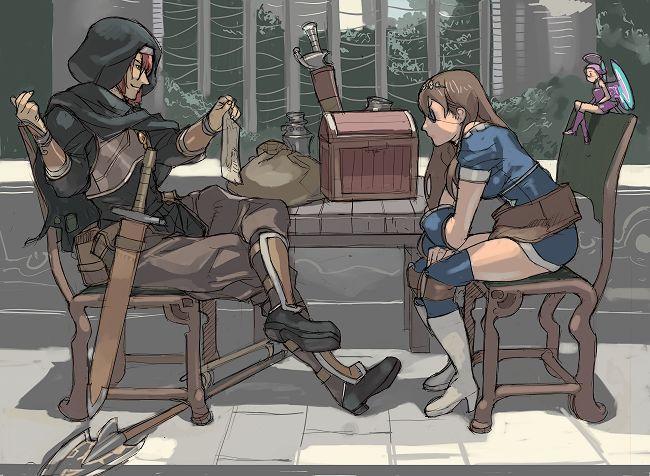 アニスとキール