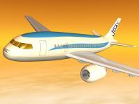 3DCG飛行機制作過程12