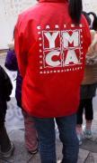 YMCA募金活動