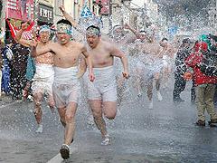 水掛祭り2008岩手日日