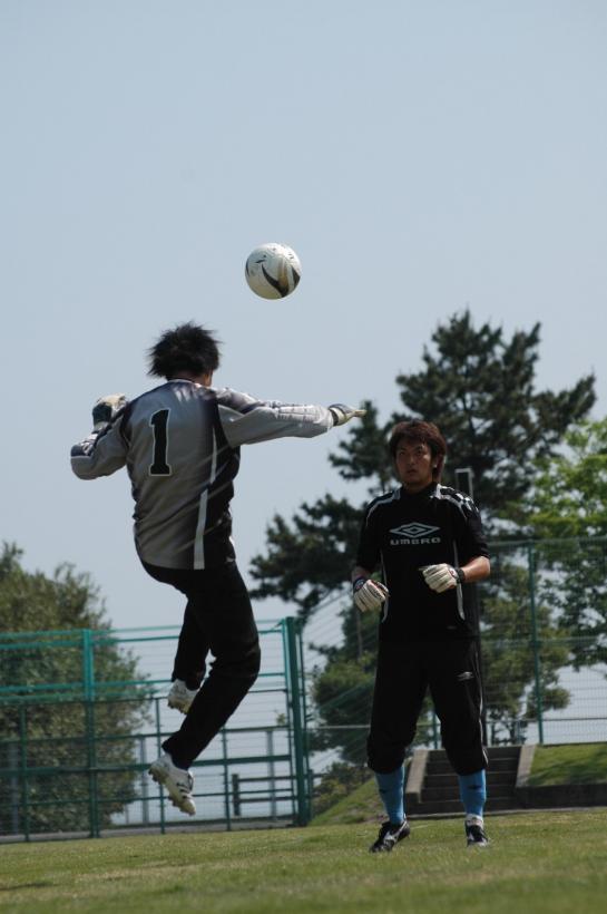 カマタマーレ讃岐練習 115