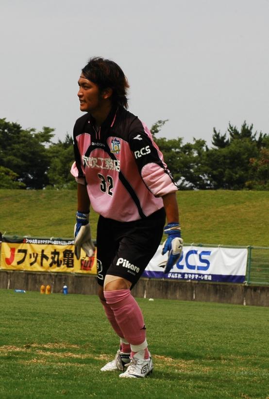カマタマーレ讃岐6月29日雨 220