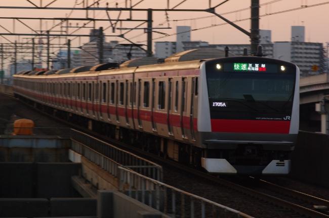 2012年3月28日 京成線 ケヨ505
