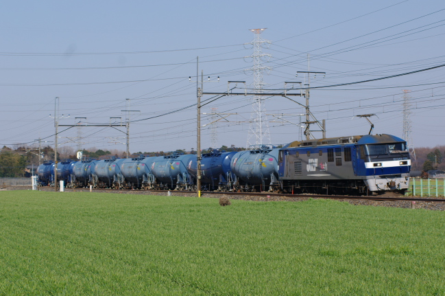 2012年3月29日 MUE train EF210-136