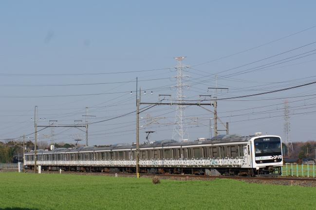 2012年3月29日 MUE train 3
