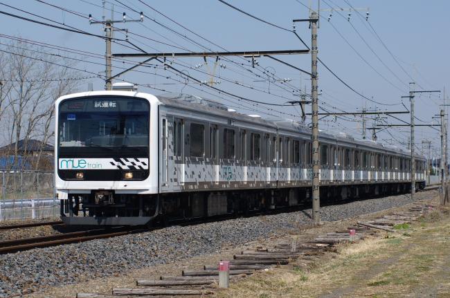 2012年3月29日 MUE train 1