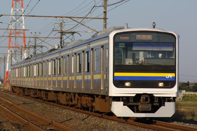 2012年3月29日 MUE train マリ604
