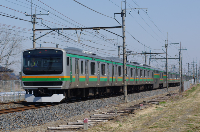 2012年3月29日 MUE train ヤマ