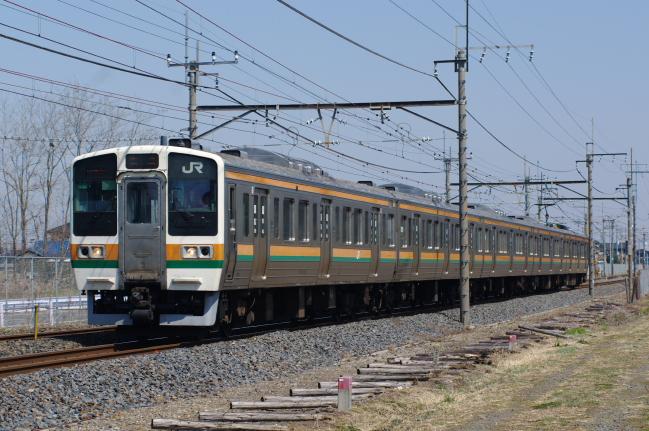 2012年3月29日 MUE train タカA37