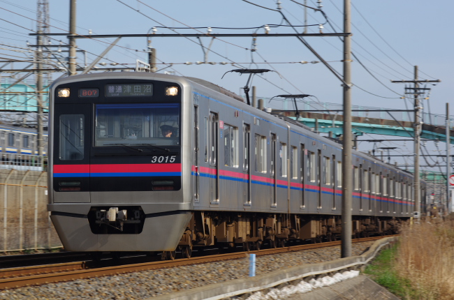 2012年3月30日 新3000型