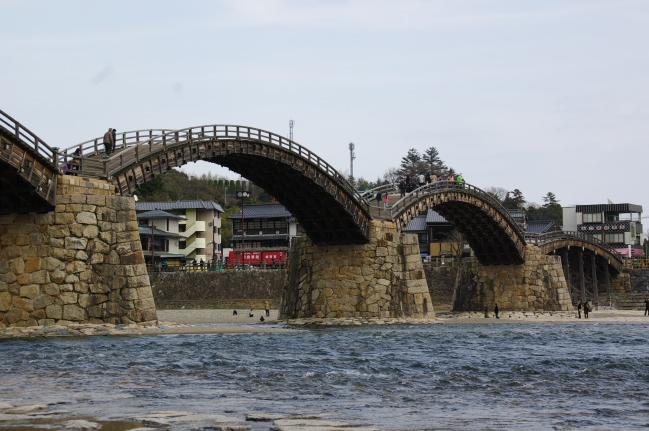 2012年3月20~23日 広島旅行 錦帯橋