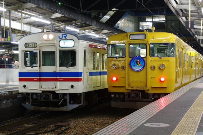 2012年3月20~23日 広島旅行 広島B 2日目 並び
