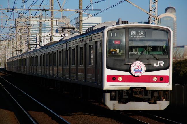 2012年4月6日 誉田回送