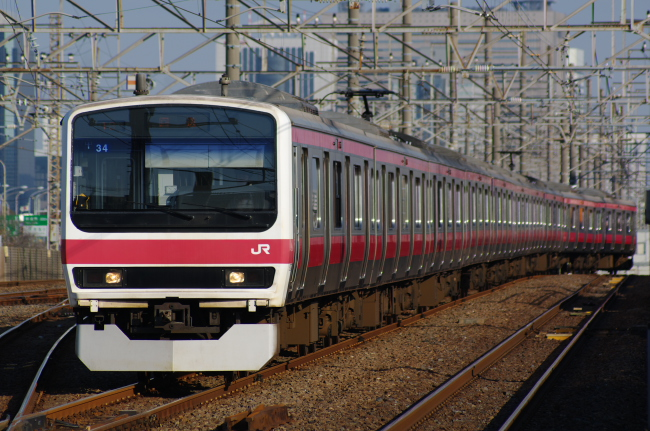 2012年4月8日 外房線 1612Y ケヨ34 新習志野