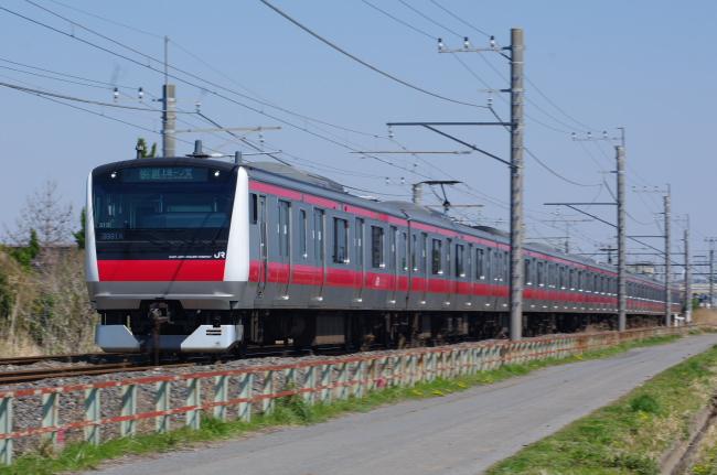 2012年4月8日 外房線 3931A ケヨ515 永田-本納