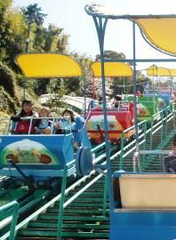 日本平動物園 オートチェア