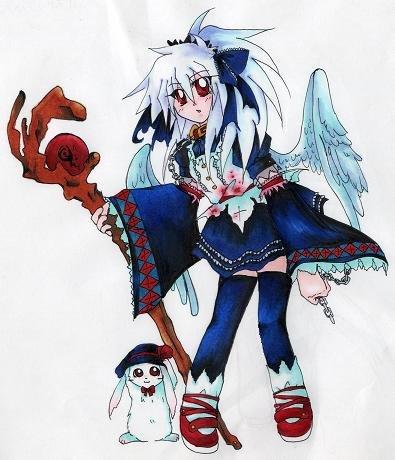 アルゴスロリ魔女