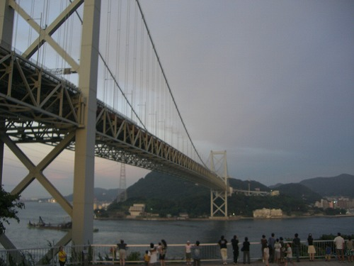 どっかの橋