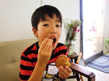 2 KINOさんシュークリーム5