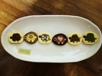 onnea・亀クッキー