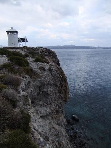 ミロスの灯台 (1)
