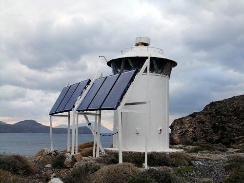ミロスの灯台 (2)