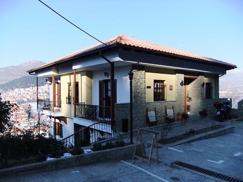 カストリア_「フィロクセニア・ホテル」 (1)