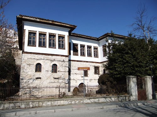 カストリア_Old mansion