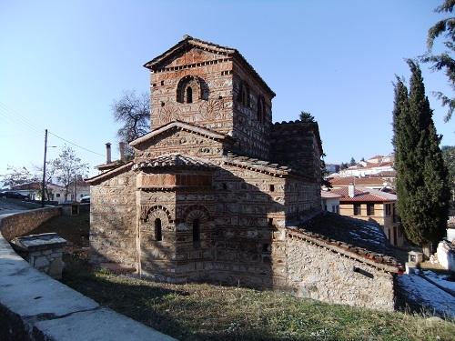 カストリアは教会の街