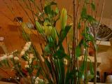 器名 「紫陽花彫り花器」