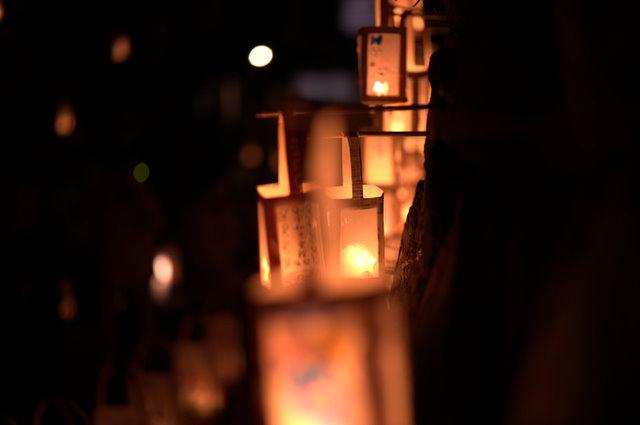 卯のほたる 灯籠2