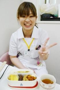 奈良県病院協会看護専門学校 卒 新人ナース