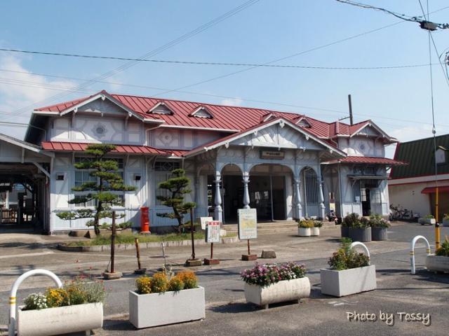 南海本線 「浜寺公園駅」