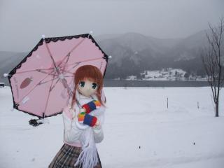 白馬・木崎湖OFF11-01-27