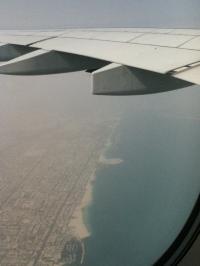 ドバイの海岸