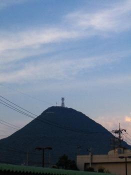 目指す山はコレ!