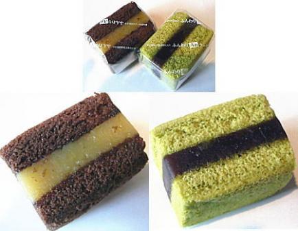 ふんわりAnケーキ