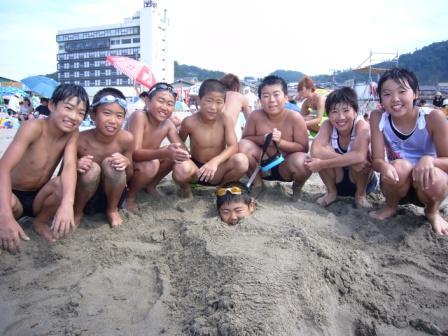 海トレ2007