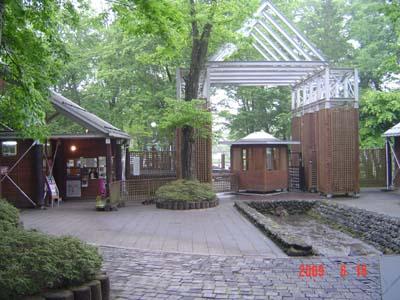 タリアセン入口