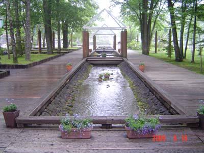 タリアセン入口2