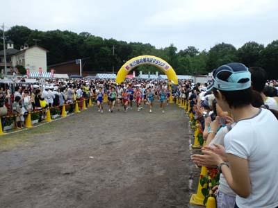第25回北軽井沢マラソン