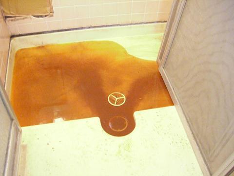 浴室 溢れ
