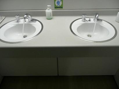 手洗い器 自動水栓