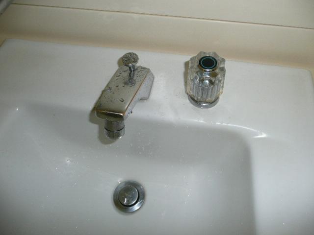 洗面器用水栓