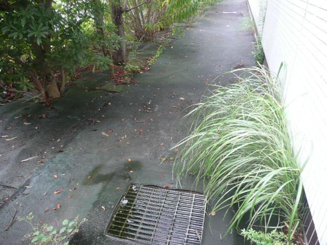 雨水桝・雨水管詰り修繕