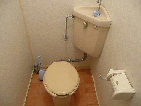 トイレが漏れたら