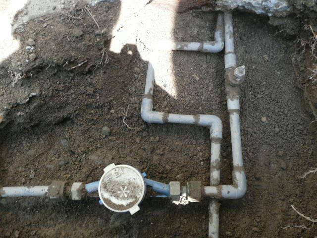 水道メーター装置